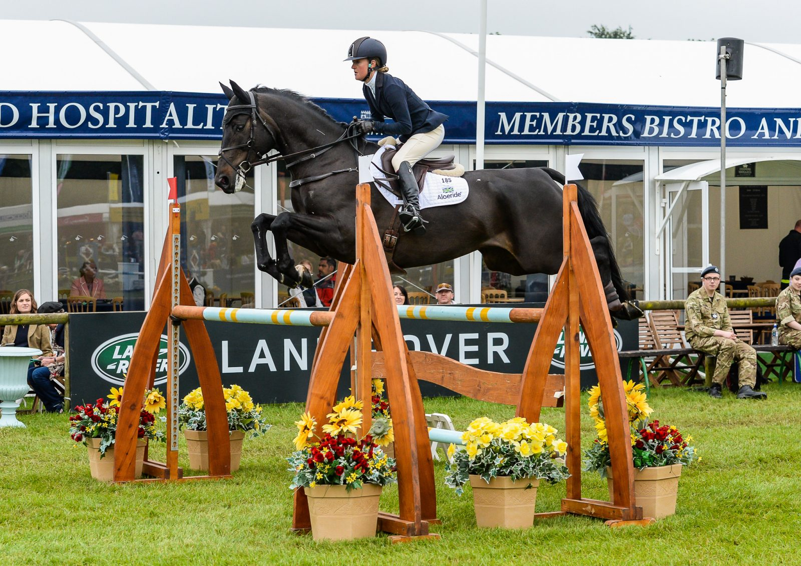 Eliza Stoddart and PRIORSPARK OPPOSITION FREE