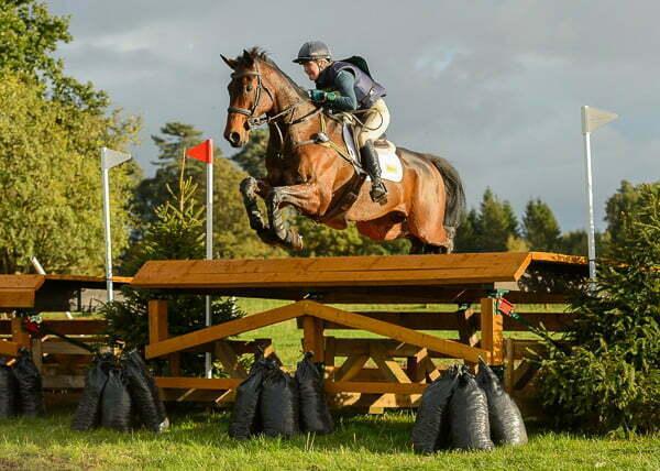 Eliza Stoddart and CLIFFORD II - Thoresberton Horse Trials (Osberton at Thoresby Park) 2020
